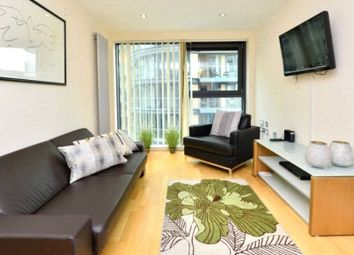 Thumbnail 3 bedroom flat to rent in Millharbour, Canary Wharf, London