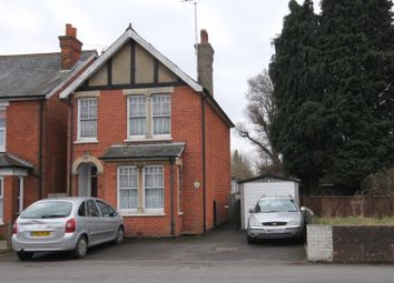 Thumbnail 4 bed detached house for sale in Victoria Road, Farnborough