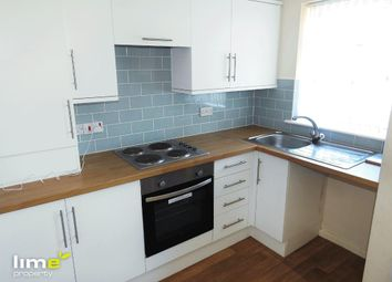 Thumbnail 2 bed end terrace house to rent in The Queensway, Off Hall Road, Hull