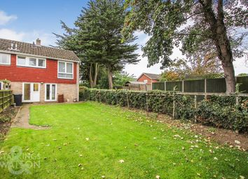 Thumbnail 3 bed semi-detached house for sale in Back Lane, Wymondham