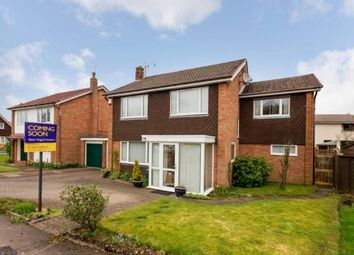 Thumbnail 4 bed detached house for sale in Forest Grove, Kilmarnock, East Ayrshire