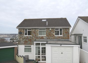 Thumbnail 4 bedroom detached house for sale in Sharrose Road, Plymouth