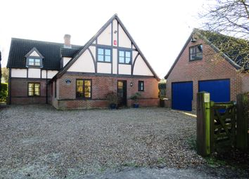 Thumbnail 5 bedroom property to rent in Hargrave Road, Chevington, Bury St. Edmunds