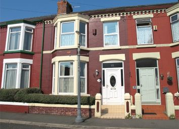 Thumbnail 3 bedroom terraced house for sale in Olivedale Road, Mossley Hill, Liverpool, Merseyside