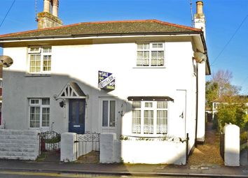 Thumbnail 2 bedroom semi-detached house for sale in Fort Street, Sandown, Isle Of Wight