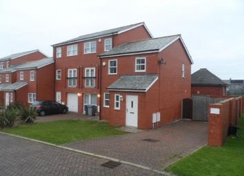 Thumbnail 3 bed end terrace house to rent in Admiral Gardens, Blackpool