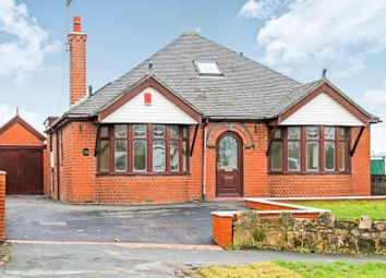 Thumbnail 3 bedroom detached bungalow for sale in Bull Lane, Brindley Ford