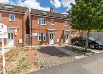 Thumbnail 3 bed semi-detached house for sale in Nowell Road, Oxford