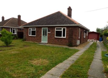 Thumbnail 3 bed bungalow to rent in Hadleigh Road, East Bergholt, Colchester