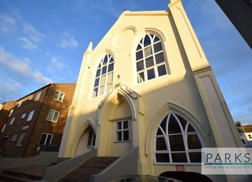 Thumbnail 1 bed flat to rent in Windsor Lodge, High Street, Brighton, East Sussex