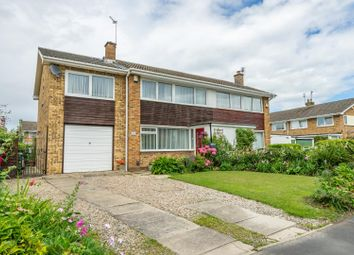 Thumbnail 4 bed semi-detached house for sale in Slessor Road, York