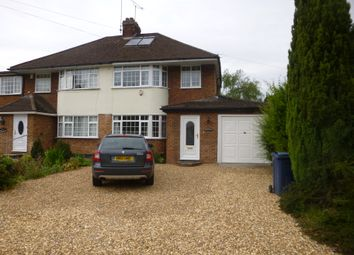 Thumbnail 3 bed semi-detached house to rent in Hedsor Road, Bourne End