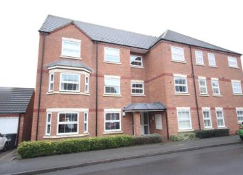 Thumbnail 2 bedroom flat for sale in Thames Way, Hilton, Derby