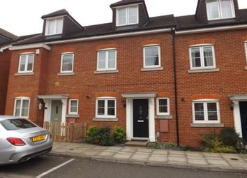 Thumbnail 3 bed terraced house for sale in Silver Streak Way, Rochester, Kent