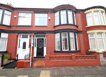 Thumbnail 3 bed terraced house for sale in Inigo Road, Liverpool, Merseyside