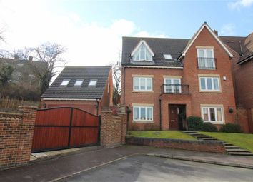 Thumbnail 5 bed detached house for sale in St Georges Close, Allestree, Derby