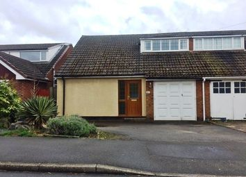 Thumbnail 3 bed semi-detached bungalow to rent in Overhill Road, Burntwood