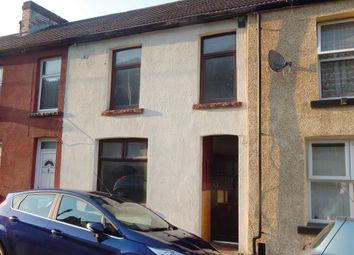 Thumbnail 3 bed terraced house for sale in Woodfield Terrace, Penrhiwceiber, Mountain Ash