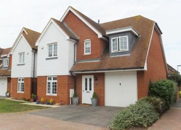 Thumbnail 4 bed detached house to rent in Barnes Way, Herne Bay