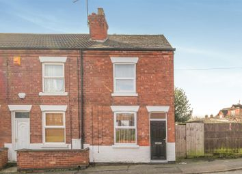 Thumbnail 2 bedroom end terrace house for sale in St. Albans Road, Arnold, Nottingham