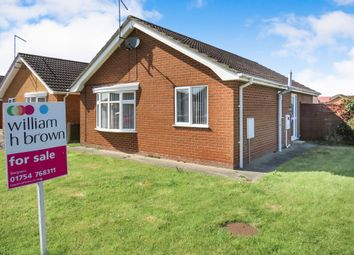 Thumbnail 2 bedroom detached bungalow for sale in Dowsing Way, Skegness