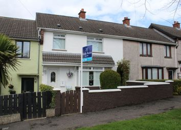 Thumbnail 3 bed terraced house for sale in Northfield Rise, Braniel, Belfast