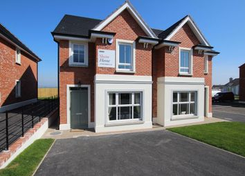 Thumbnail 3 bed semi-detached house for sale in The Preston, Ballycraigy Road, Newtownabbey