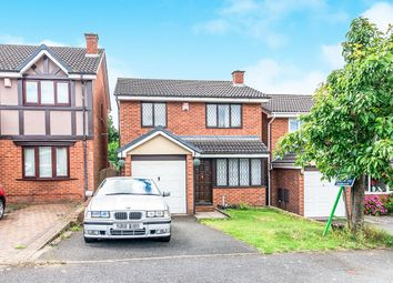 Thumbnail 3 bed detached house for sale in Greenfinch Close, Apley, Telford