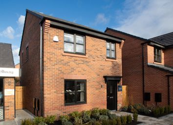 Thumbnail 3 bed mews house for sale in West Didsbury, Cavendish Road