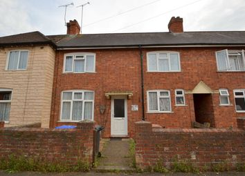 Thumbnail 3 bed terraced house for sale in Langdale Road, Kingsthorpe, Northampton