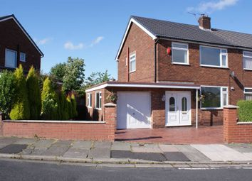 Thumbnail 3 bed semi-detached house for sale in Eskdale Avenue, Bolton