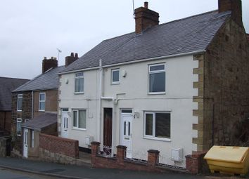 Thumbnail 2 bed property to rent in Hill Street, Cefn Mawr, Wrexham