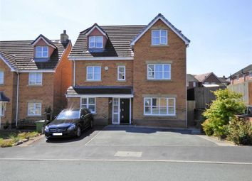 Thumbnail 5 bed detached house for sale in Cae Onan, Morda, Oswestry