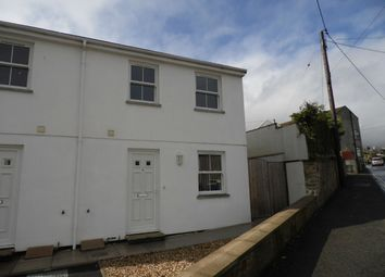 Thumbnail 2 bed semi-detached house to rent in Slades Road, St Austell, Cornwall