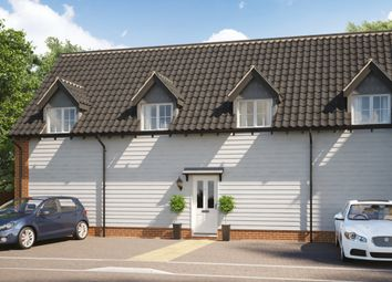 Thumbnail 1 bed detached house for sale in Silfield Road, Wymondham