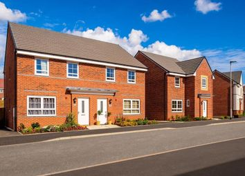 "Thumbnail 3 bedroom semi-detached house for sale in ""Maidstone"" at Beech Croft, Barlby, Selby"