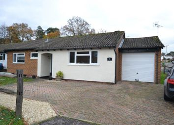 York Close, Whitehill, Bordon GU35. 3 bed detached bungalow for sale