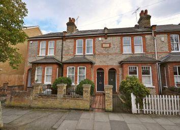 Thumbnail 4 bed terraced house for sale in Bushy Park Road, Teddington