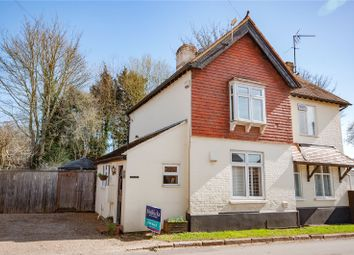 Thumbnail 3 bedroom semi-detached house for sale in Clapgate, Albury, Hertfordshire