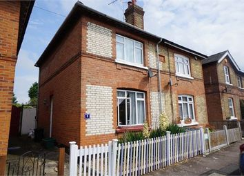 2 bed semi-detached house to rent in Orchard Road, Colchester CO1
