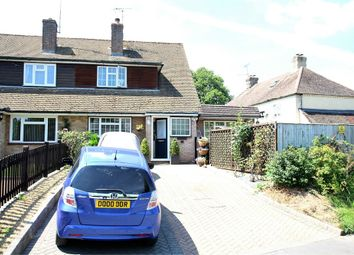 Thumbnail 2 bed semi-detached house for sale in School Lane, Ashurst Wood, West Sussex