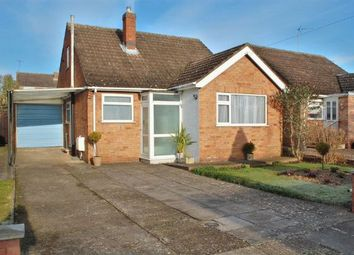 Thumbnail 2 bed detached bungalow for sale in Chiltern Close, Duston, Northampton