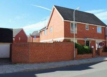 Thumbnail 3 bed semi-detached house for sale in Timken Way South, Duston, Northampton