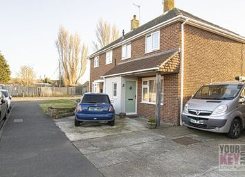 Thumbnail 3 bed semi-detached house for sale in The Derings, Lydd, Romney Marsh