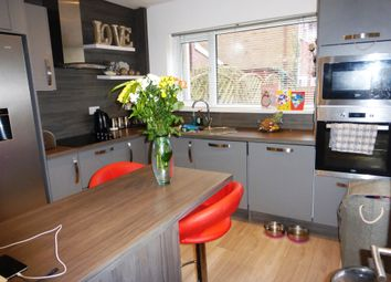 Thumbnail 3 bed end terrace house for sale in Bronte Crescent, Llanrumney, Cardiff