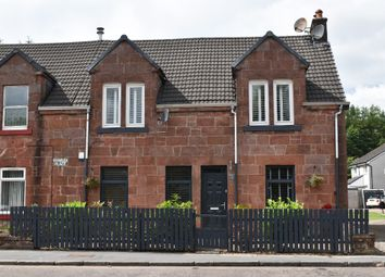 Thumbnail 3 bed flat for sale in Main Street, Renton, West Dunbartonshire