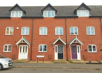Thumbnail 4 bed town house for sale in Hull Street, Hilton, Derby