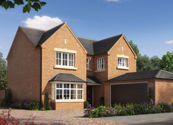 Thumbnail 4 bed detached house for sale in Merchants Gate, Castle Road, Cottingham