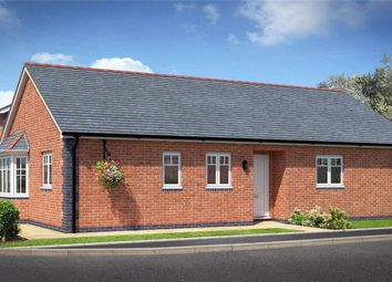 Thumbnail 3 bed bungalow for sale in Plot 10, Badgers Fields, Arddleen, Llanymynech, Powys