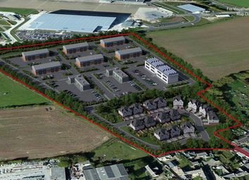 Thumbnail Land for sale in Station Road, Brize Norton, Carterton